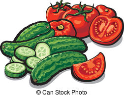 Cucumbers Clip Art and Stock Illustrations. 9,217 Cucumbers EPS.