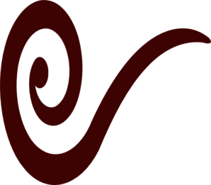Free curly cues clipart.