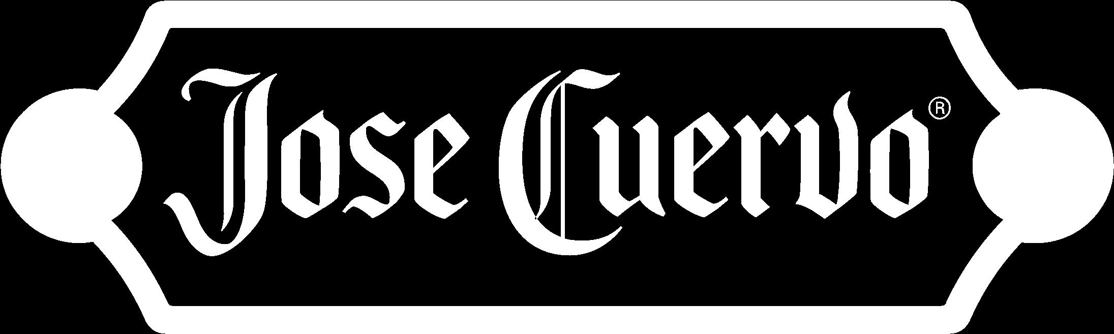 HD Jose Cuervo Logo Black And White.