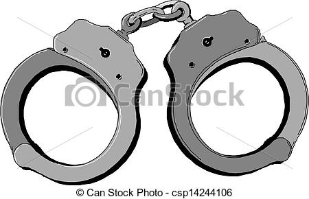 Handcuffs Stock Illustrations. 3,187 Handcuffs clip art images and.