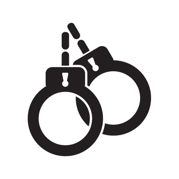Handcuffs Clipart.