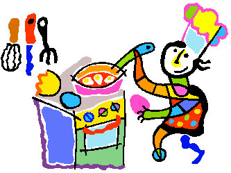 Cooking free culinary clipart clip art pictures graphics.