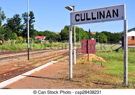 Stock Photos of Cullinan Diamond Mine.