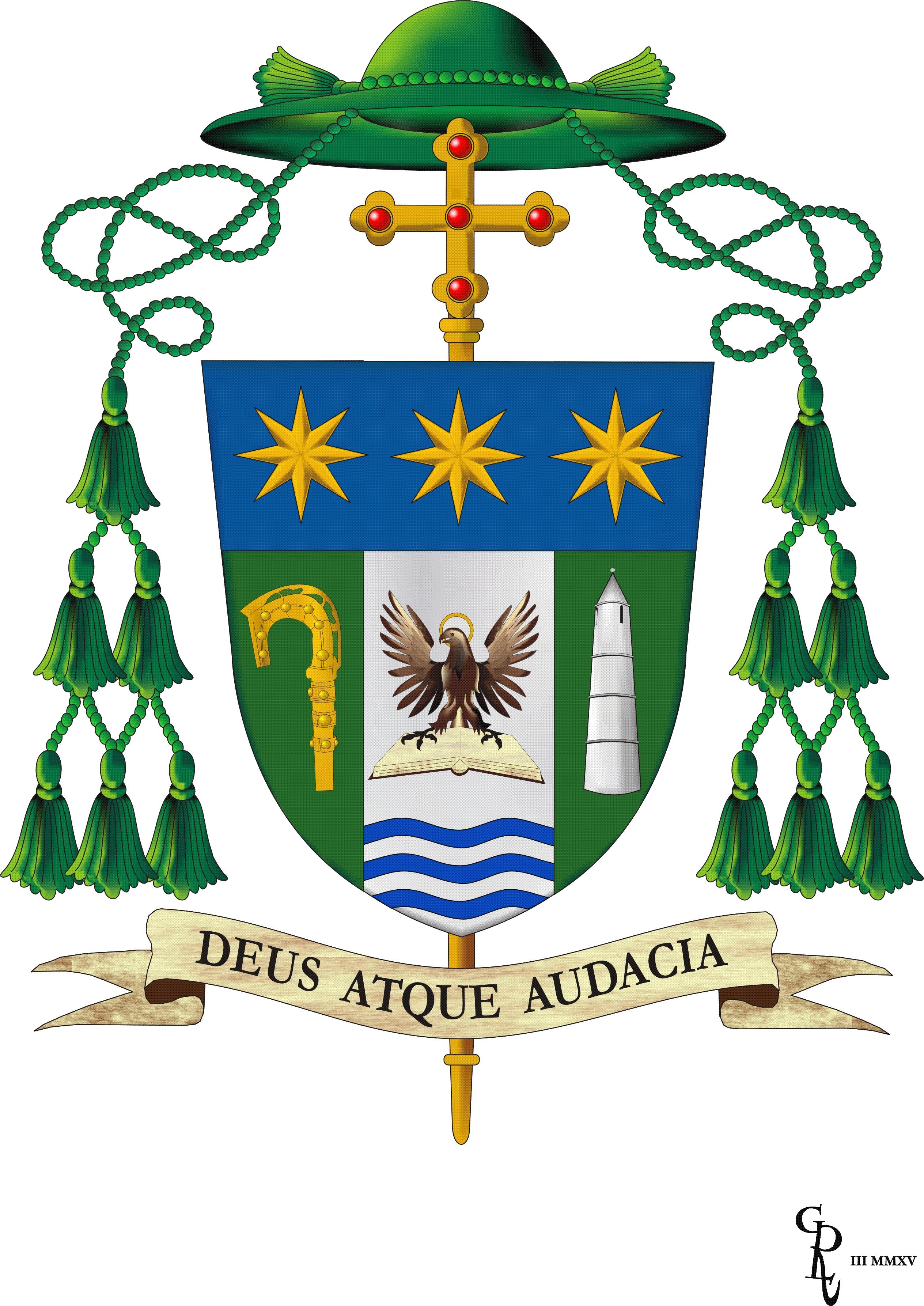 Bishop Alphonsus Cullinan.