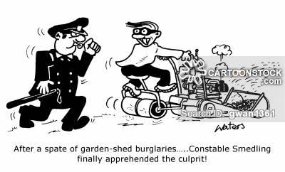 Culprits Cartoons and Comics.