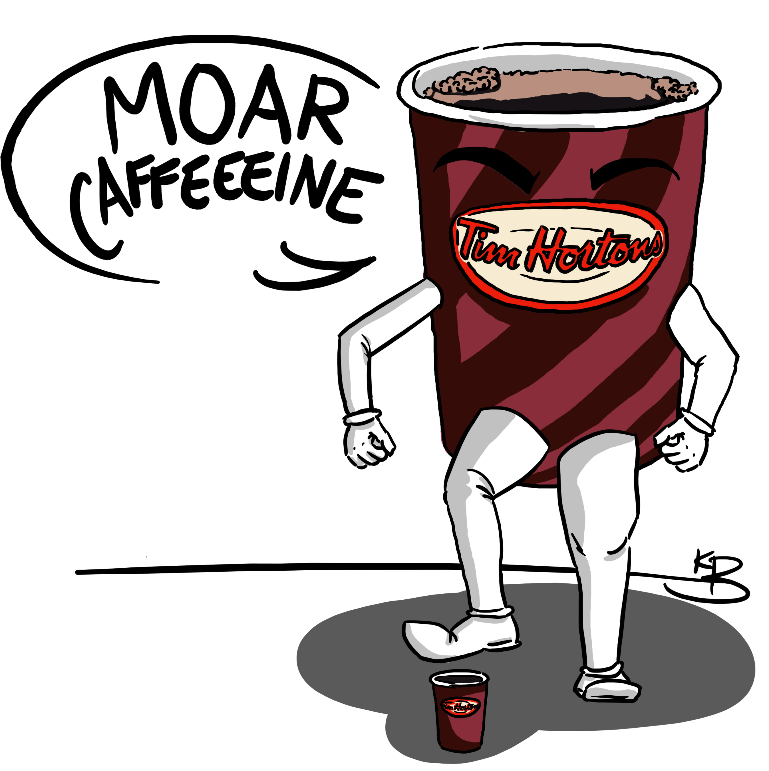 Monster and Red Bull are not the only caffeine culprits.