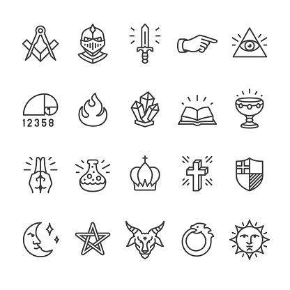 The cult clipart.