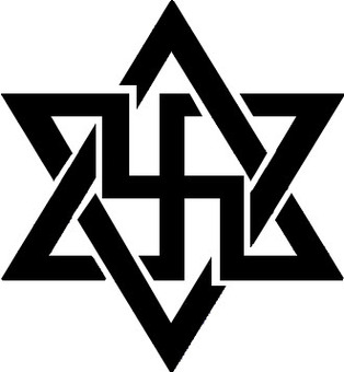 Cult Re Adopts Swastika Clipart.