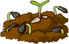 Cultivation Clipart.