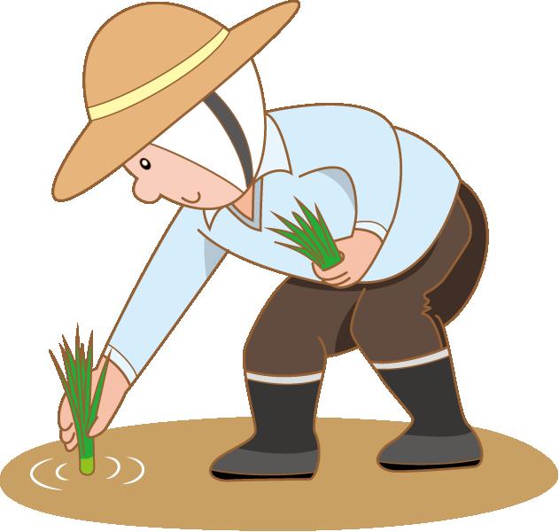Planting Clip Art.