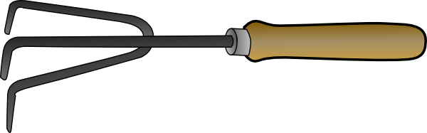 Cultivator clipart.