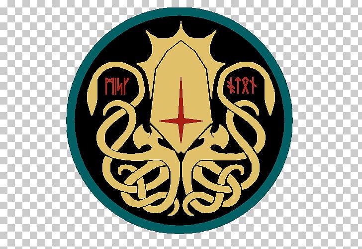 The Call of Cthulhu Logo Cthulhu Mythos cults R\'lyeh, others.