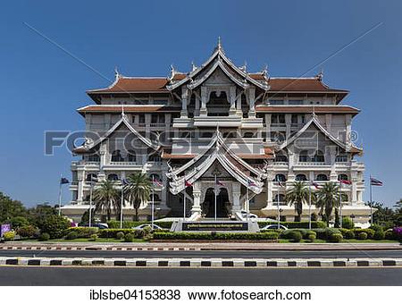 Pictures of Rajabhat Cultural Center, Chaeng Sanit Road, Ubon.