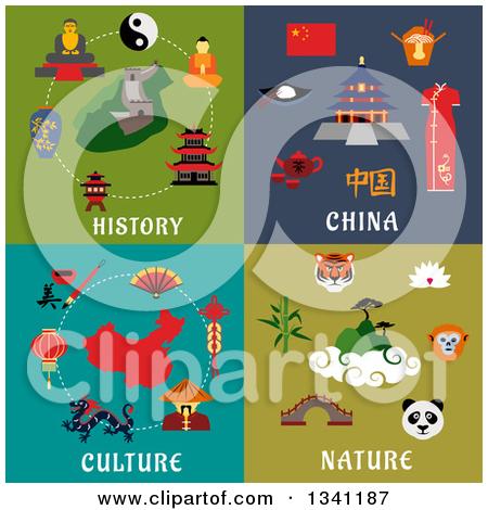Cultural history clipart.