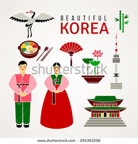 Korean Clothes Stock Photos, Royalty.