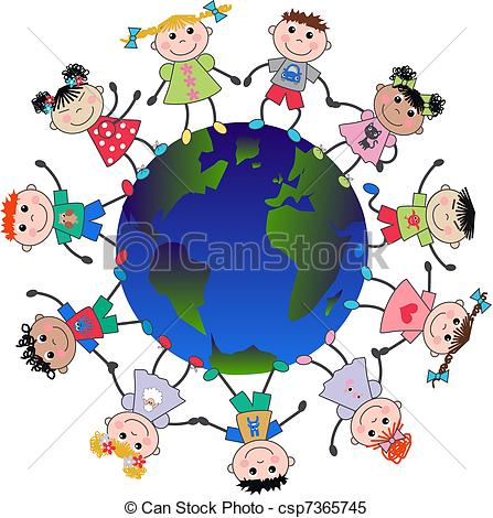 Multi cultural Clipart and Stock Illustrations. 407 Multi cultural.