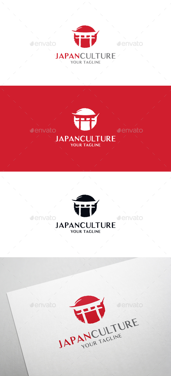 Culture Culture Logo Templates from GraphicRiver.