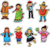Cultural Diversity Clipart.