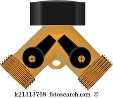 Culvert Clip Art and Illustration. 9 culvert clipart vector EPS.