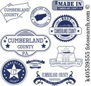 Cumberland Clip Art Illustrations. 8 cumberland clipart EPS vector.