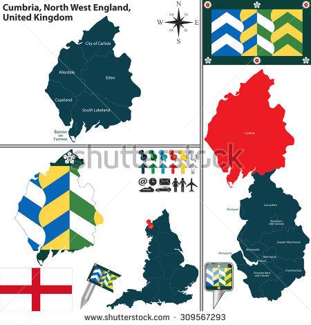 Cumbria Stock Vectors & Vector Clip Art.