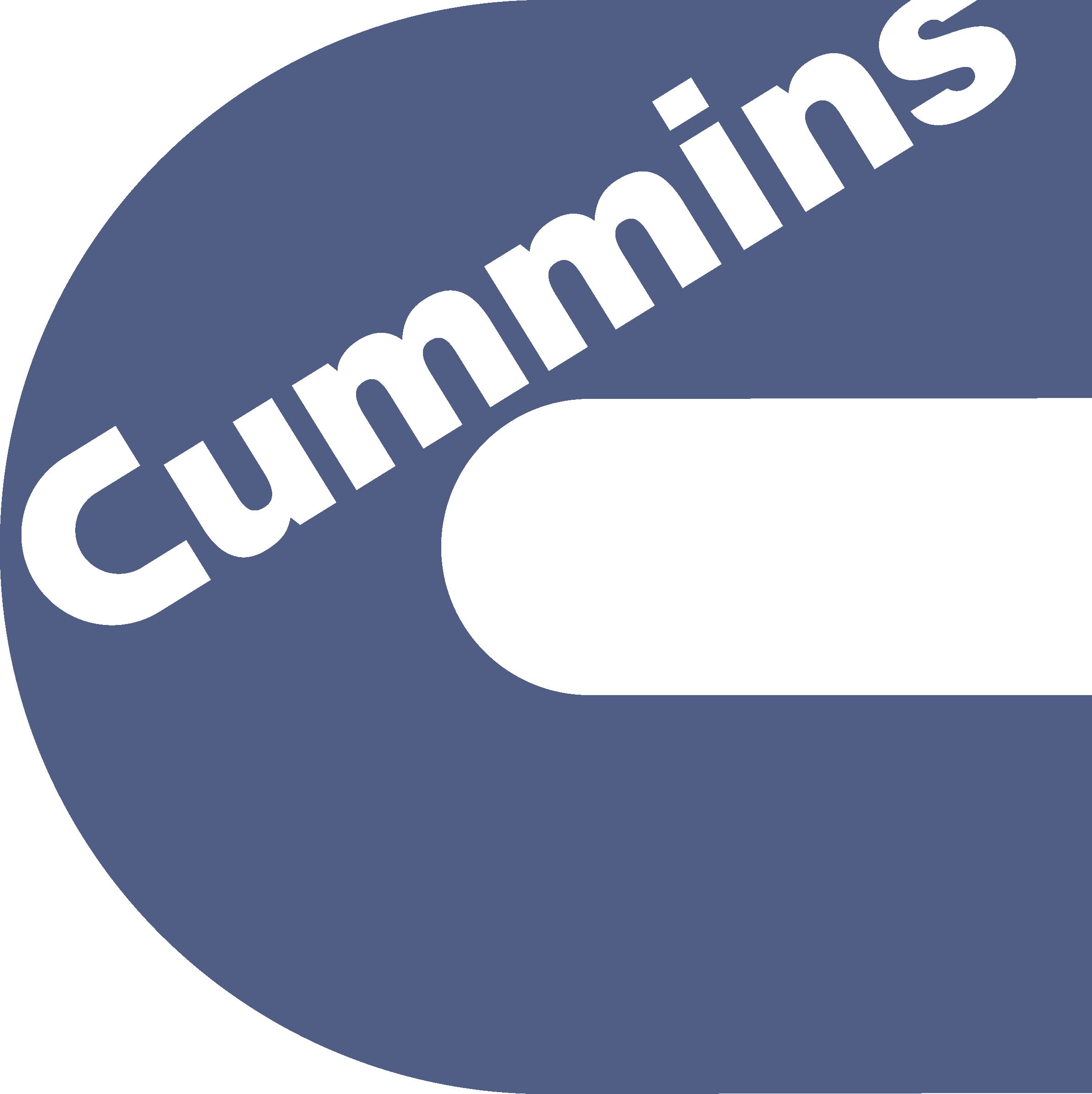 Cummins Logo PNG&SVG Download, Logo, Icons #266405.