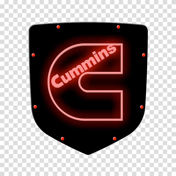 Cummins Logo Emblem Badge, Platinum Tailgating Events.