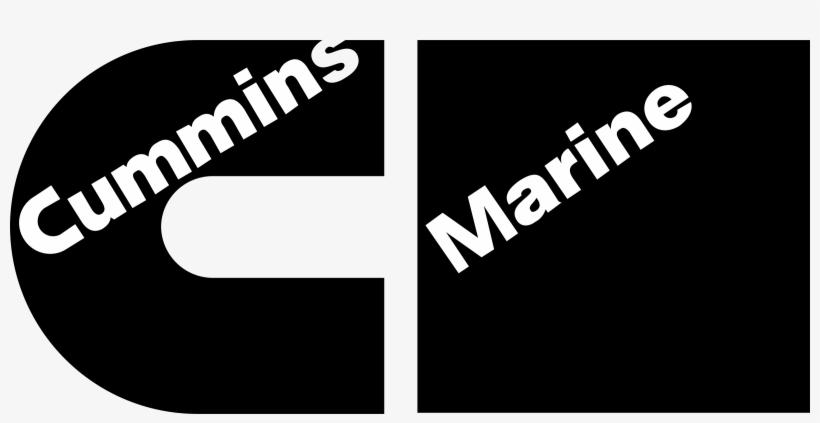Cummins Marine Logo Png Transparent.
