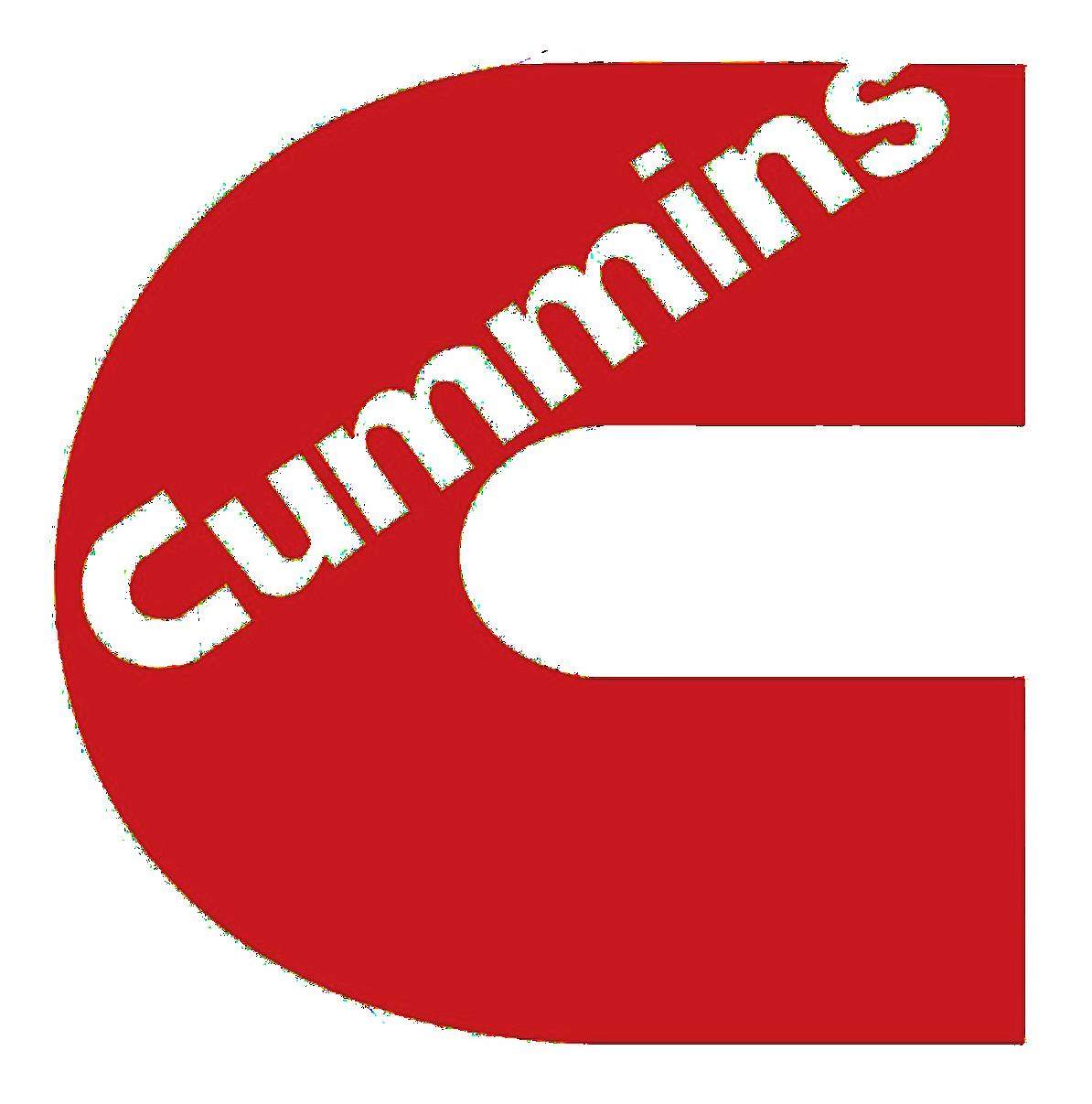 Cummins Logo PNG Image.