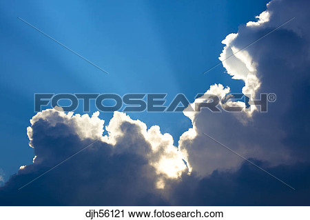 Nimbus Clouds Clipart.