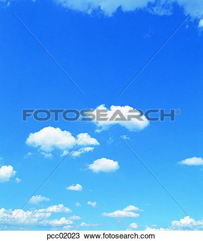 Stock Photo of cloud, clouds, climate, weather, day, clear weather.