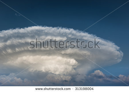 Anvil Cloud Stock Photos, Royalty.