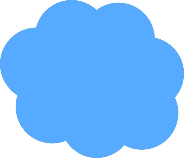 Vector Cloud Clipart.