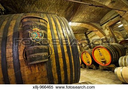 Stock Image of langhe, province of cuneo, barolo, marchesi of.