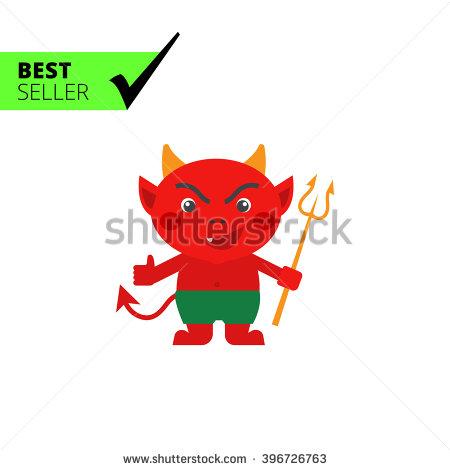 Cunning Devil Stock Photos, Royalty.