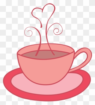 Free PNG Cup And Saucer Clip Art Download.