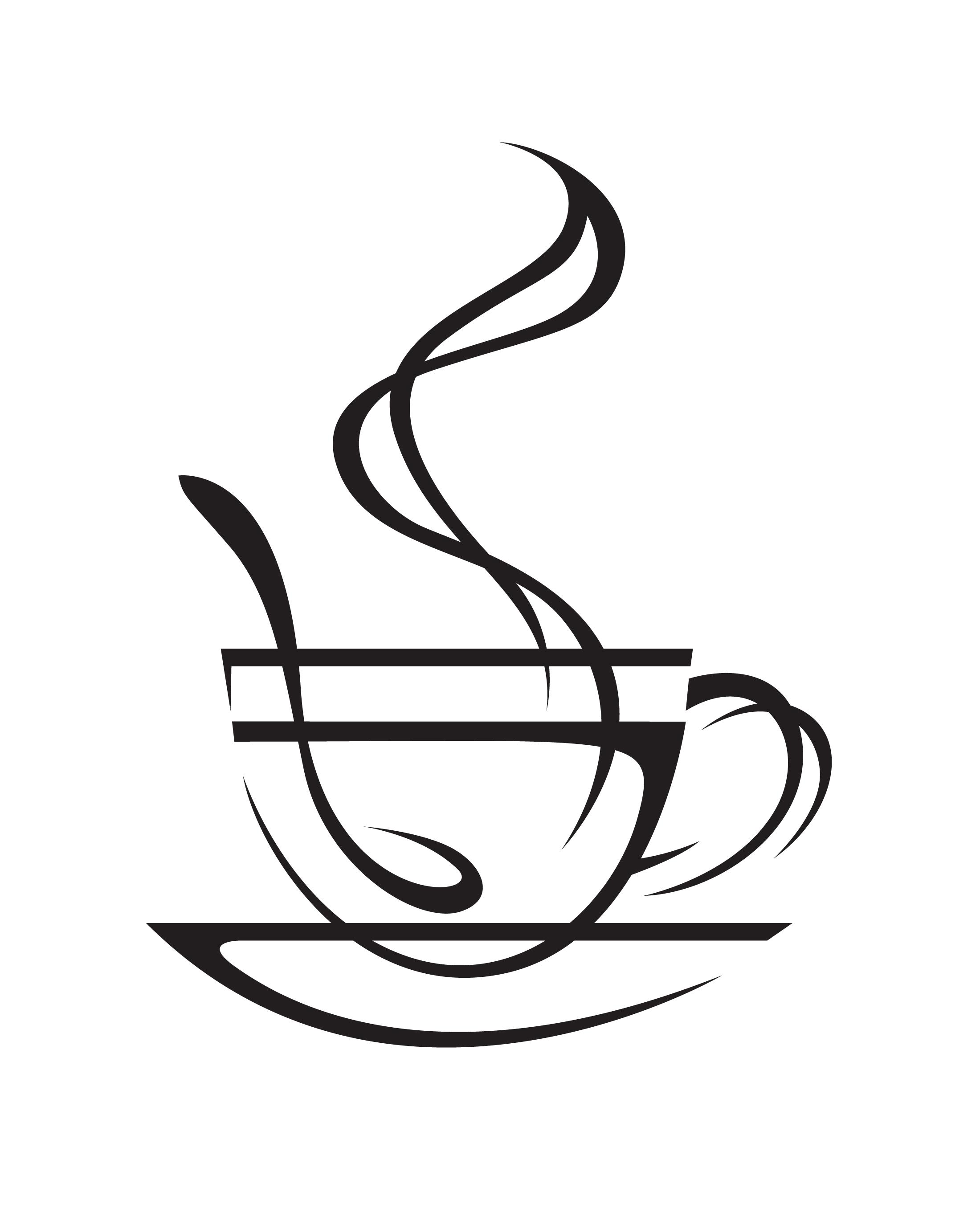 Coffee cup coffee clip art 2 image 2.