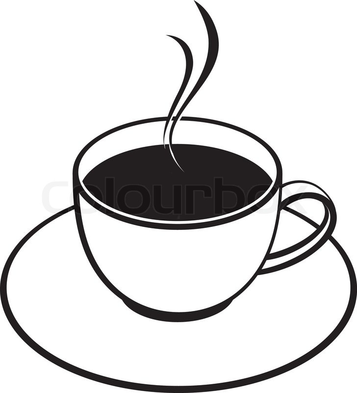 A Cup Of Coffee Clipart.