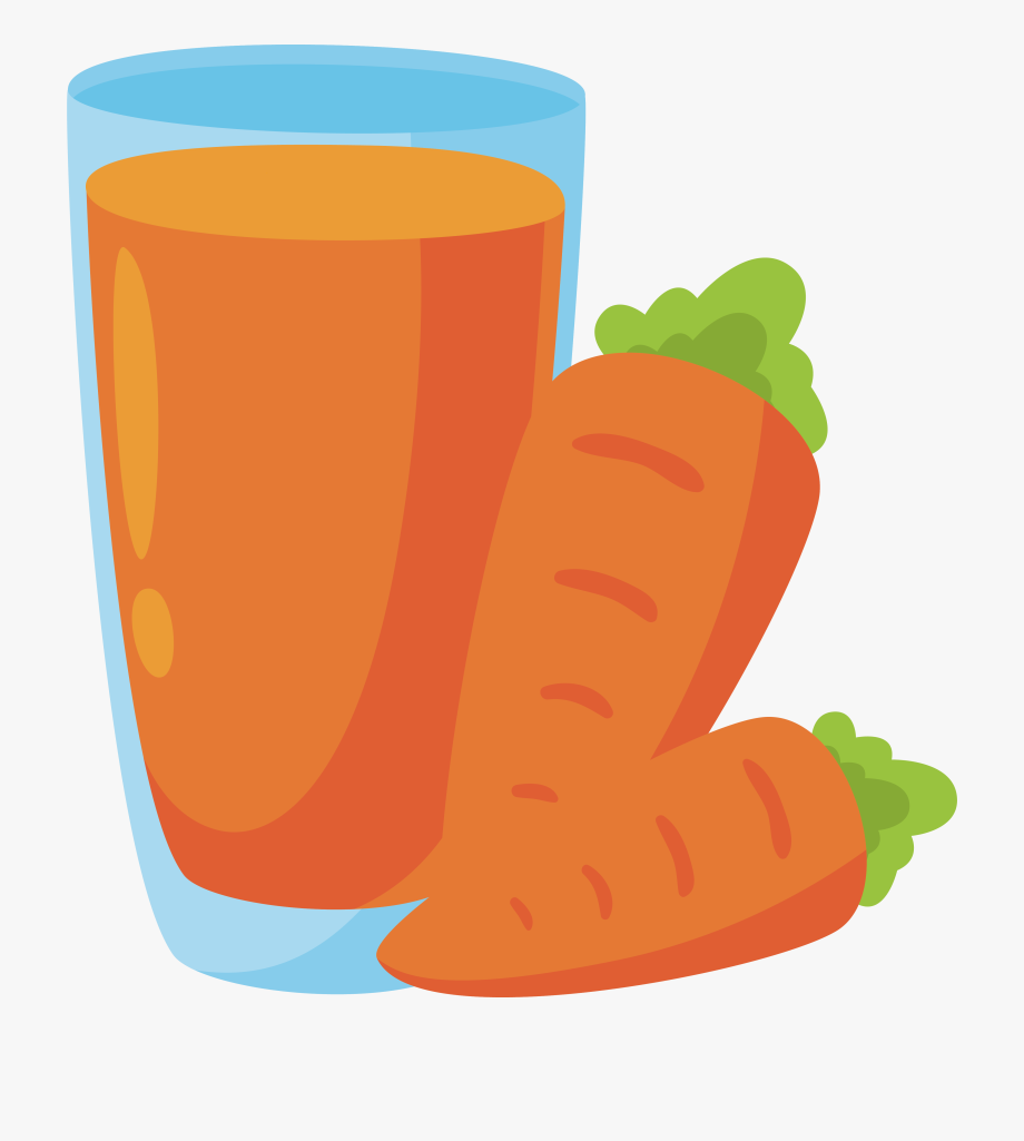 Clipart Cup Carrot.
