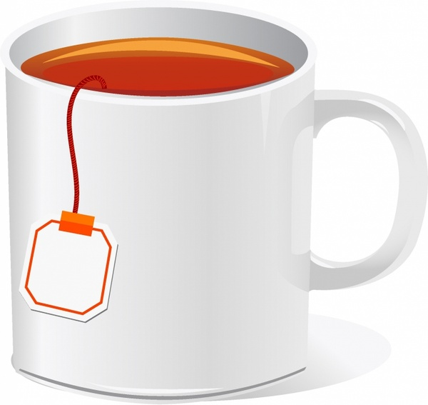 Cup of tea clipart - Clipground