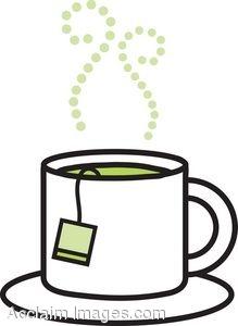 Tea Cup Clipart.