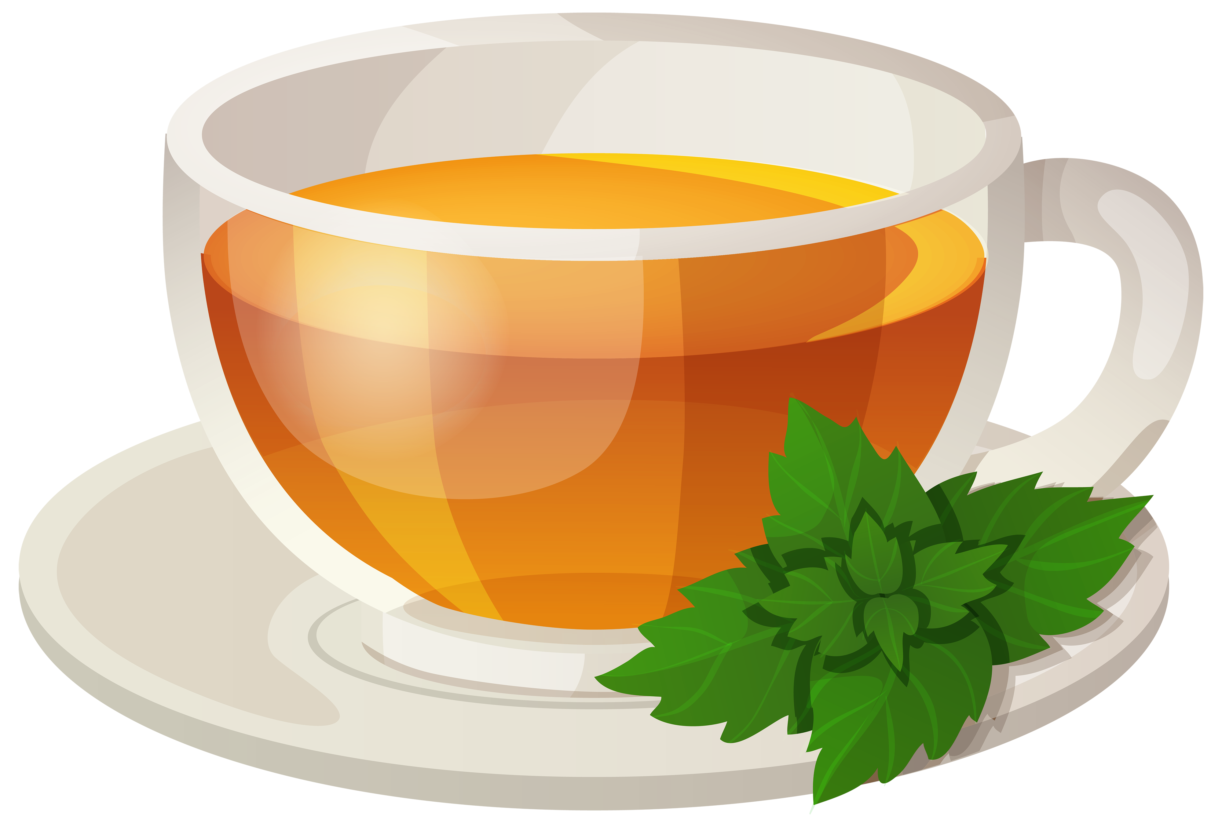 Cup of tea clipart png.