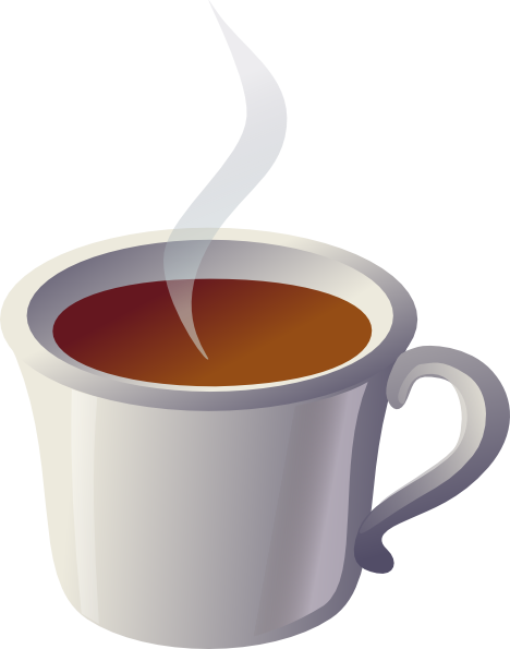 Cup of tea clipart 5 » Clipart Station.