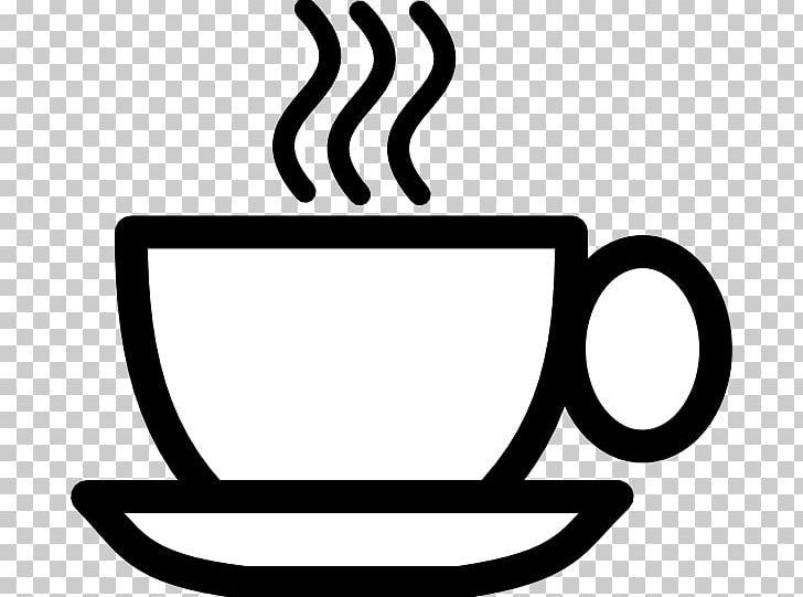 Coffee Cup Tea Mug PNG, Clipart, Black And White, Coffee.