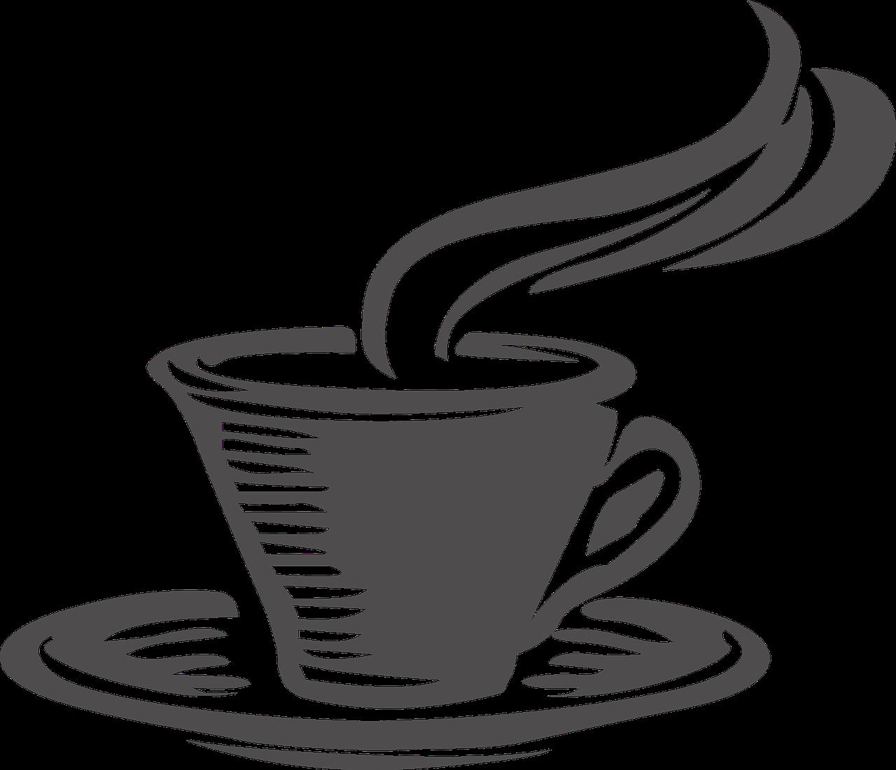 Coffee cup Tea Cafe Clip art.