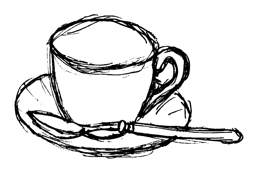 Coffee Cup Vector (EPS, SVG, PNG).