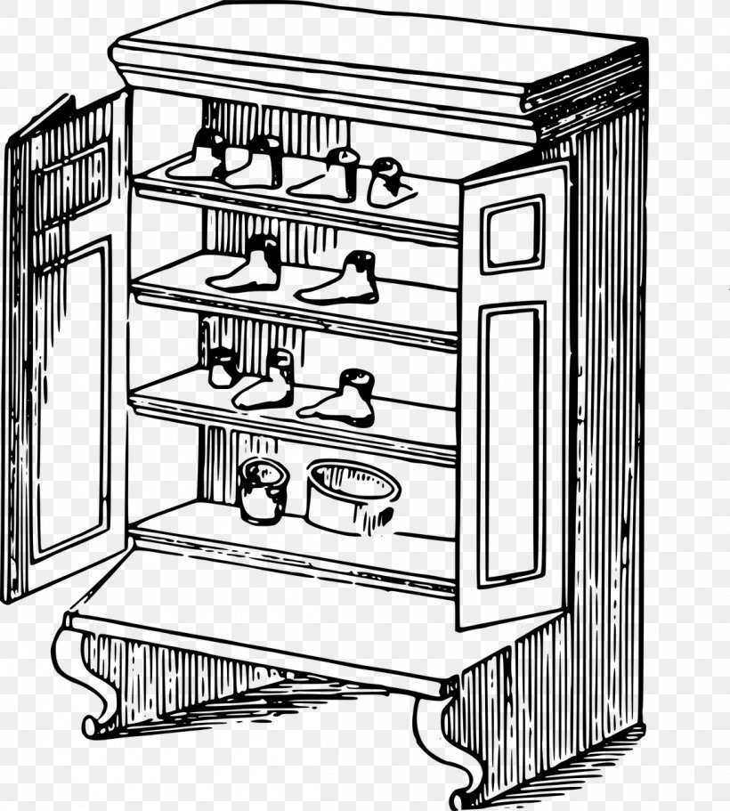 Cupboard Armoires & Wardrobes Clip Art, PNG, 1151x1280px.