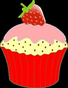 Cupcake Clip Art Free Online.
