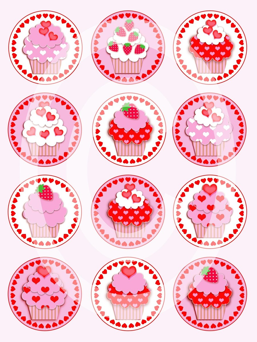 Download Clip art clipart Cupcake Borders and Frames Clip.
