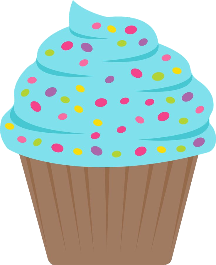 Birthday Cupcakes Clip art American Muffins.